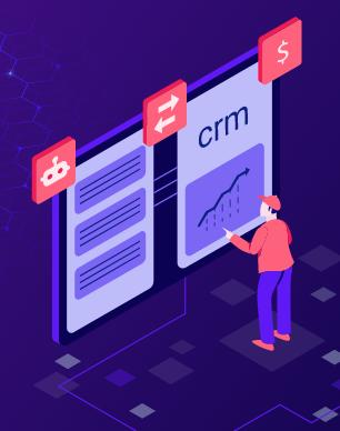Chatbot integrado ao CRM