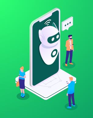Benefícios da união WhatsApp business e chatbots