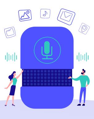 api de reconhecimento de voz
