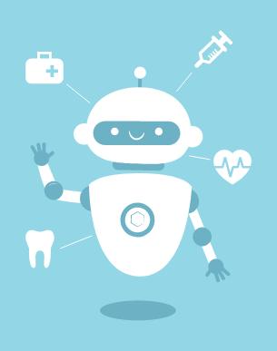 chatbots para saúde