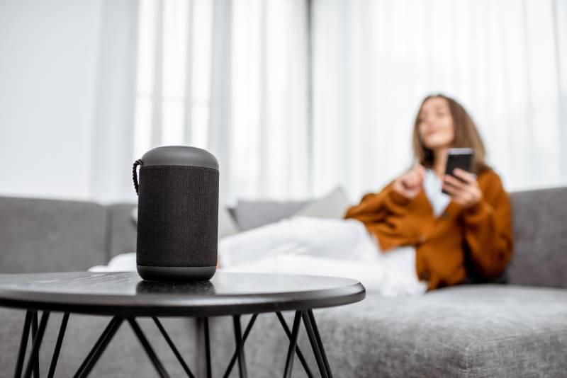 Funcionalidades de assistentes conversacionais como Alexa