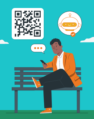 Aplicativos com uso do QR Code: Ative o seu Chatbot com esse recurso