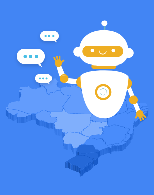 Crescimento do uso de chatbots