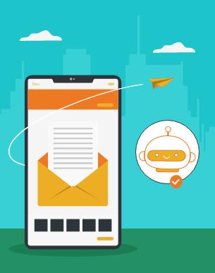 Chatbot e E-mail Marketing estão juntos e presentes com a InBot