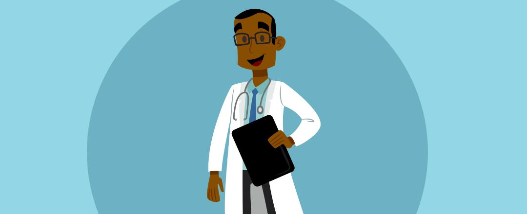 Dr Wilson é um assistente virtual da saúde